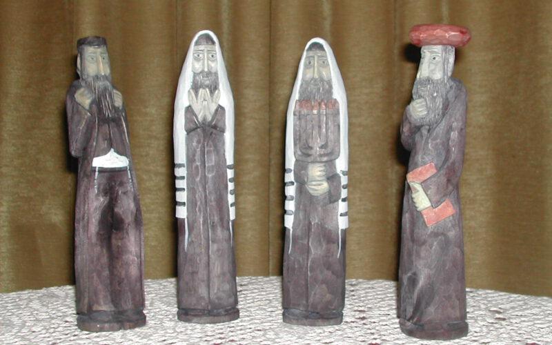 Rzeźby Józefa Reguły